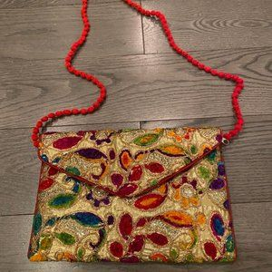 Handbags - Colorful Bag from India